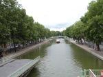 Desde el Puente donde la rue se desplaza